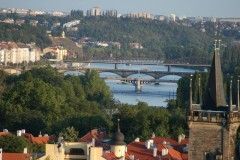 Bridges on the Vltava