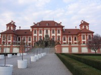 Troja chateau in Prague