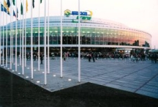 Sazka Arena in Prague
