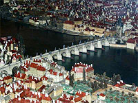 Langweil's model of Prague
