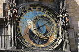 Astronomical clock dial