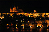 Charles Bridge with Prague Castle