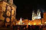 Christmas Old Town Square