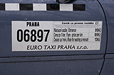 Overcharged taxi services in Prague
