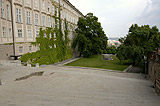 Gardens at Prague Castle