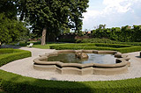 Royal Garden fountain