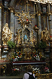 Infant Jesus of Prague altar