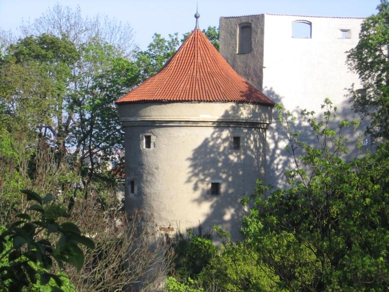 Famous Daliborka Tower...