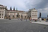 Hradcanske square