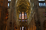 Gothic interior