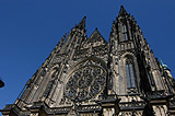 west part of St Vitus Cathedral
