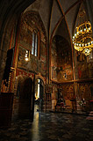 St Wenceslas Chapel in St Vitus Cathedral