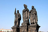 St. Norbert, St. Wenceslas and St. Sigismund