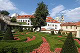 Vrtba Garden - popular place for weddings