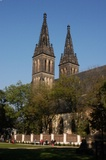 Church of St. Peter and Paul in Vysehrad in Prague