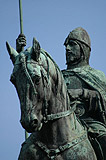 Statue of St Wenceslas